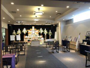 横浜町田ファミリーホールのお葬式
