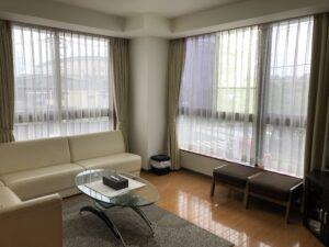 町田ファミリーホールの親族の部屋